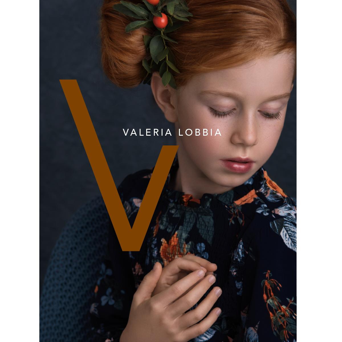 Brand Identity for Valeria Lobbia Italian Photographer by Your Playbook