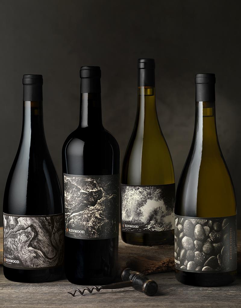 CF Napa Brand Design's Terroir-Drive Redesign for Kenwood Vineyards