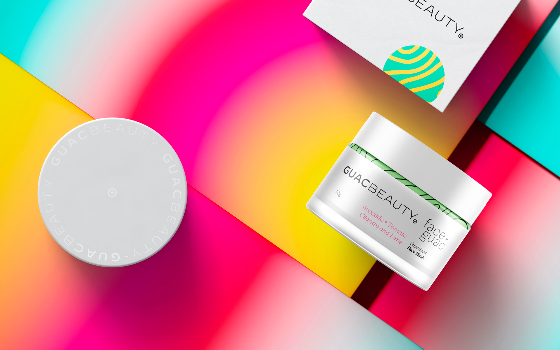 Branding and Packaging Design for GuacBeauty by ADD Branding