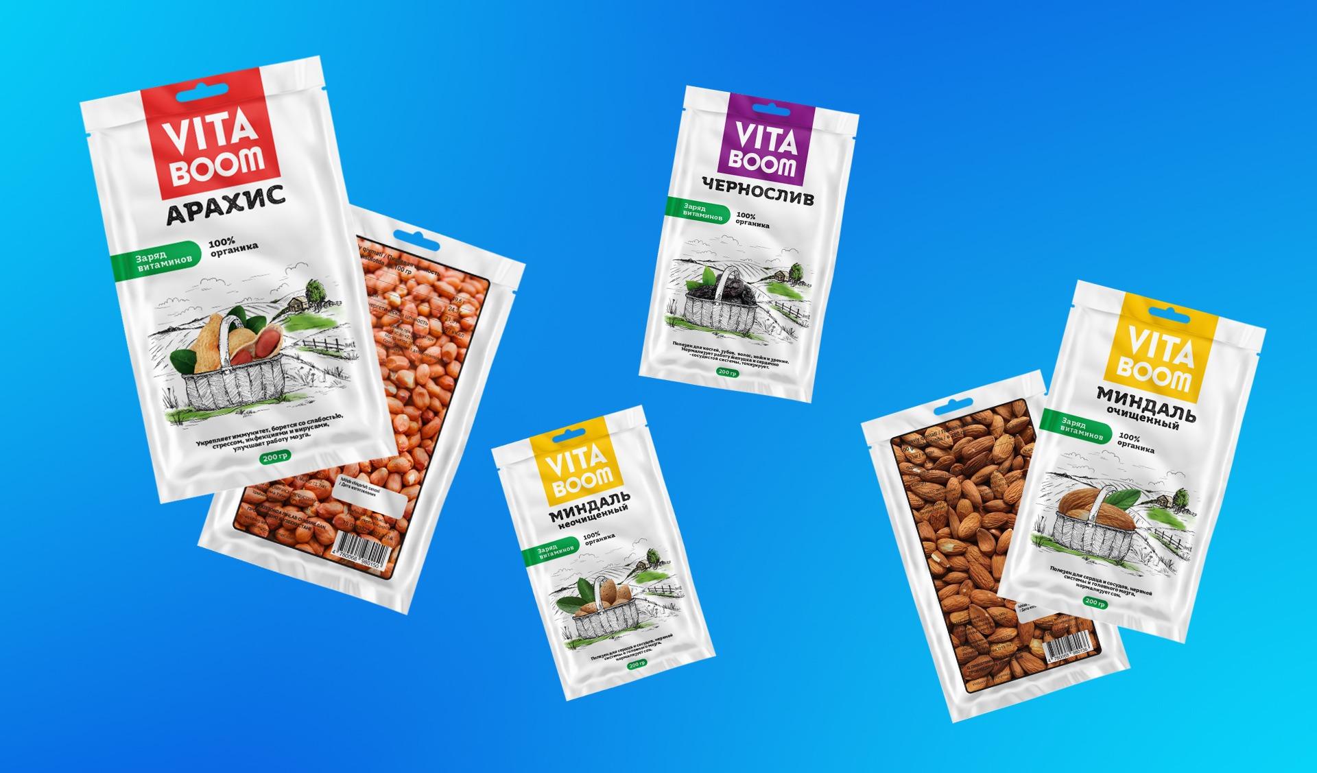 Consumer Friendly Design For Vita Boom By Minim