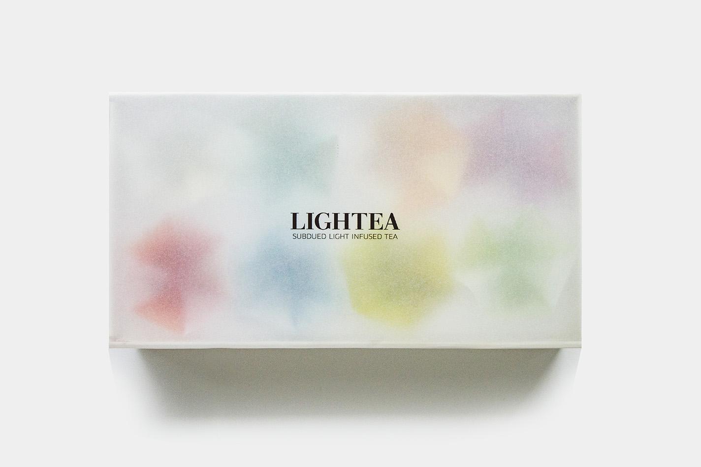 Lightea Chiese Tea Packaging Design
