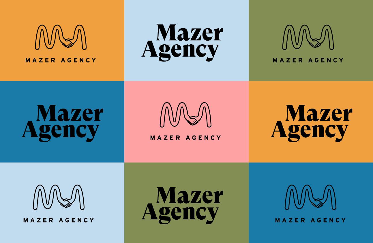 Shampoo Studio Brand Identity Design for Mazer Agency