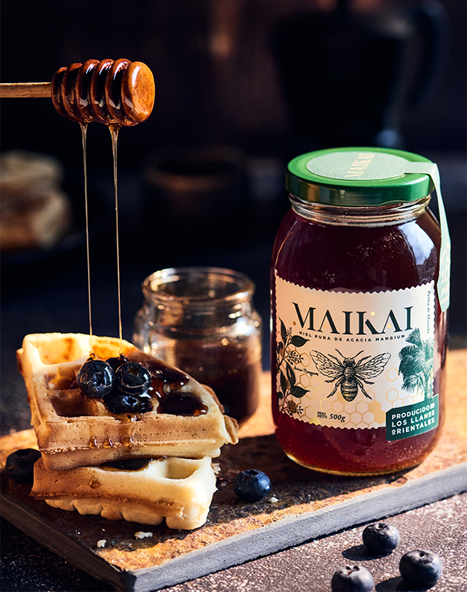scd Creates a New Packaging Design for Maikai