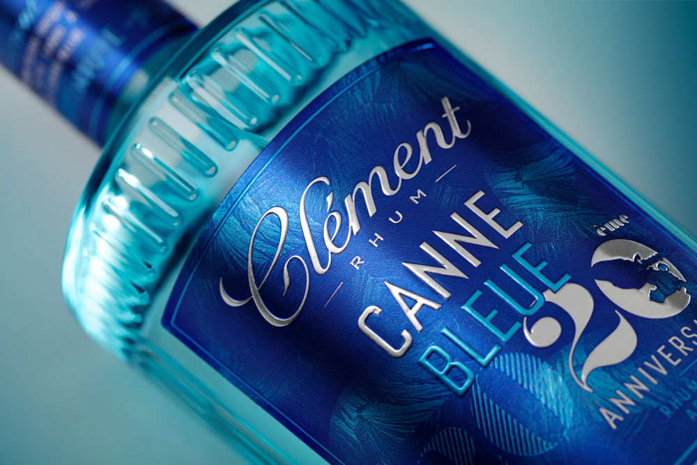 Rhum Clément's 20 Year Anniversary Canne Bleue 2020 by Maison LINEA