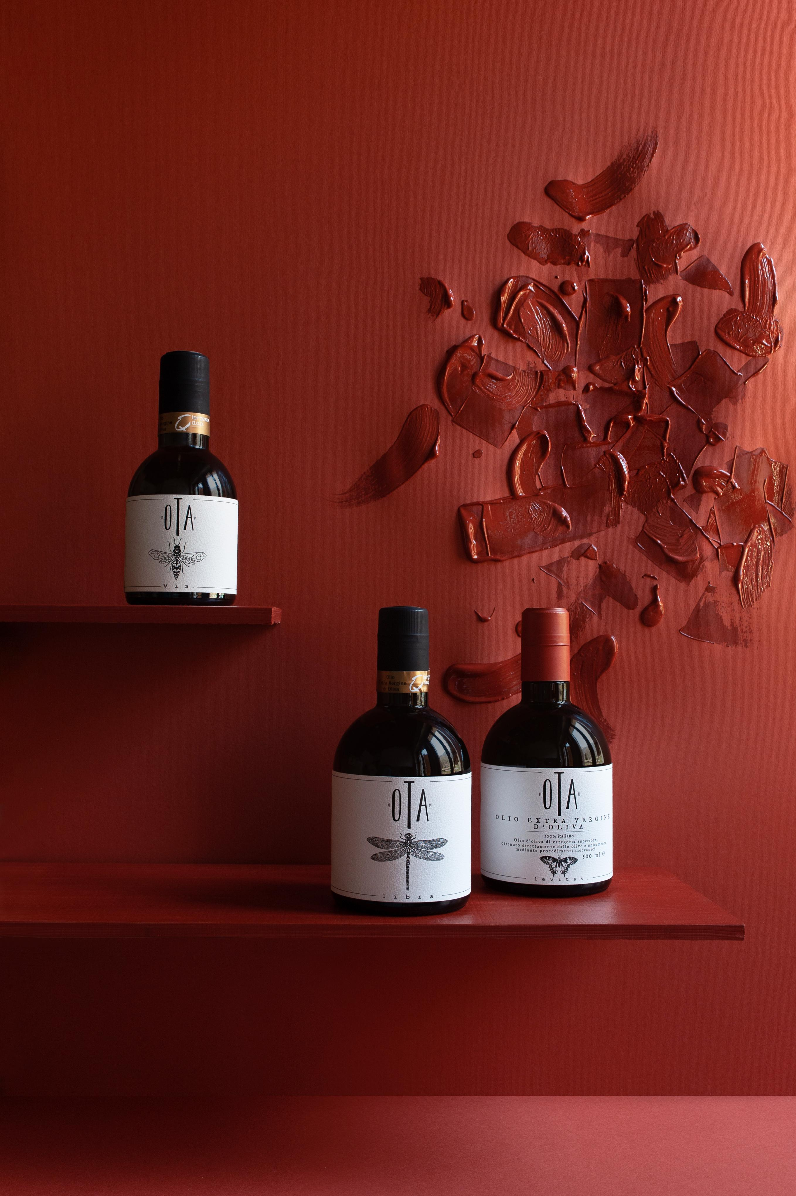Product Naming and Packaging Design for Olive Oil Bottles