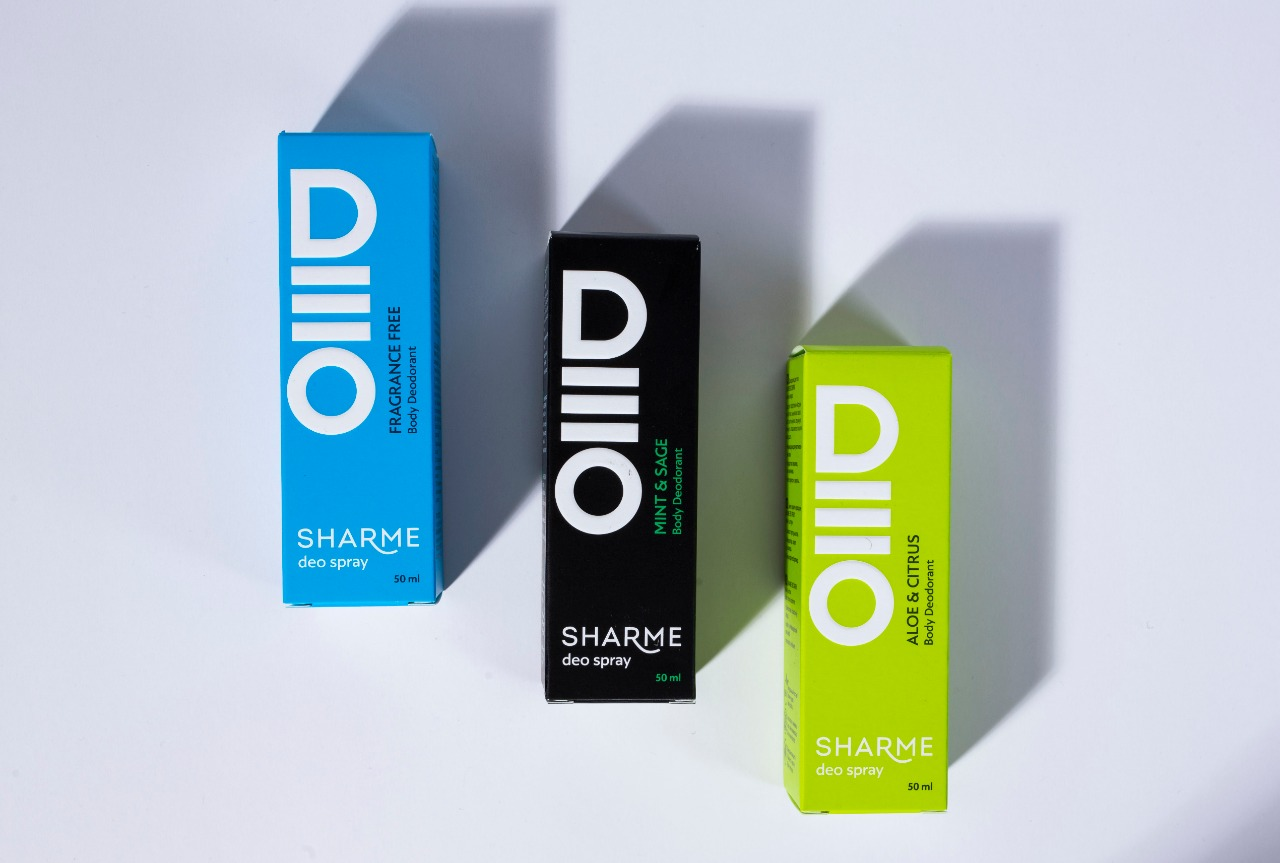 Modern Packaging Design for an Innovative Beauty Product