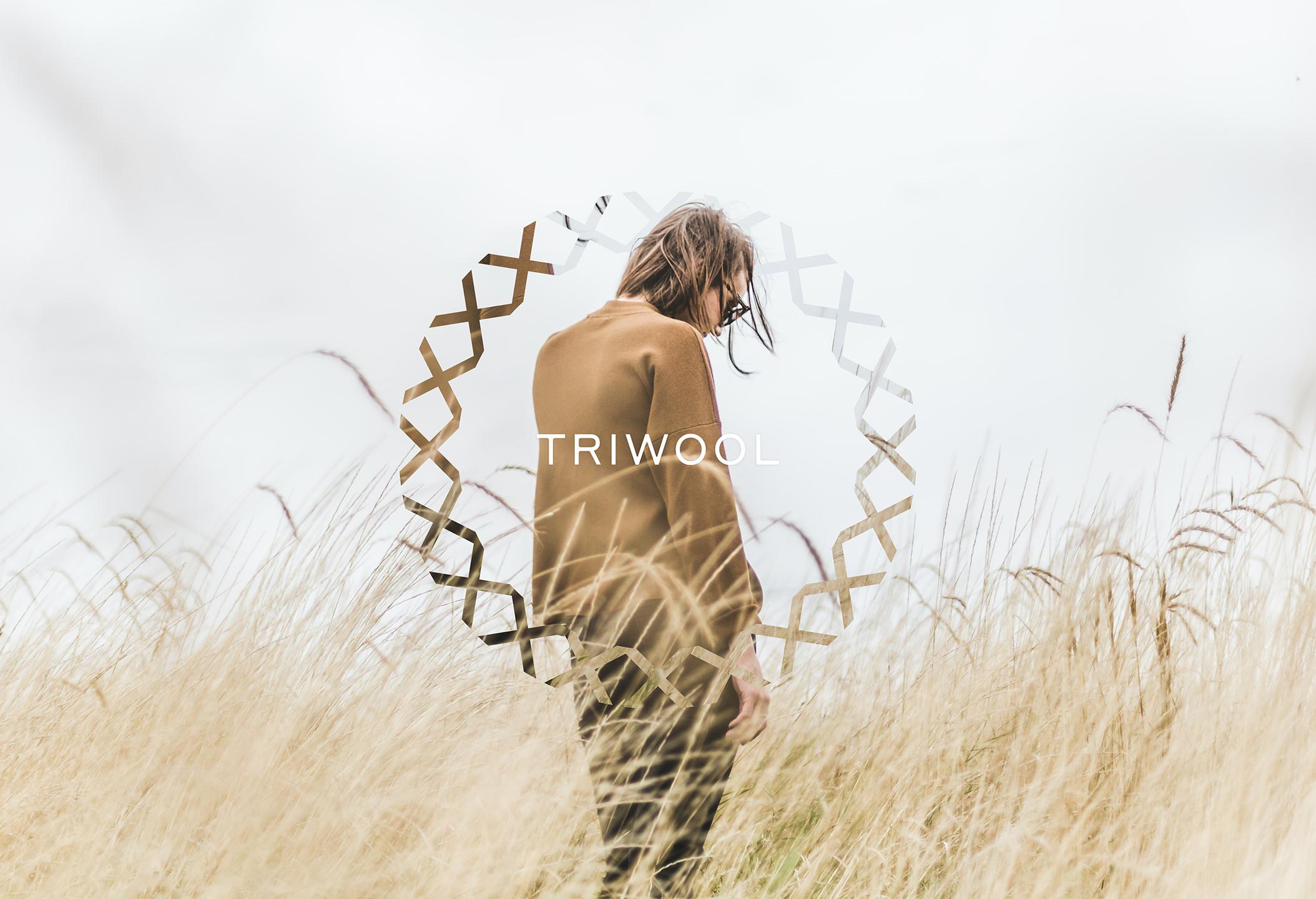 Volta Studio Creates Triwool's Brand Identity