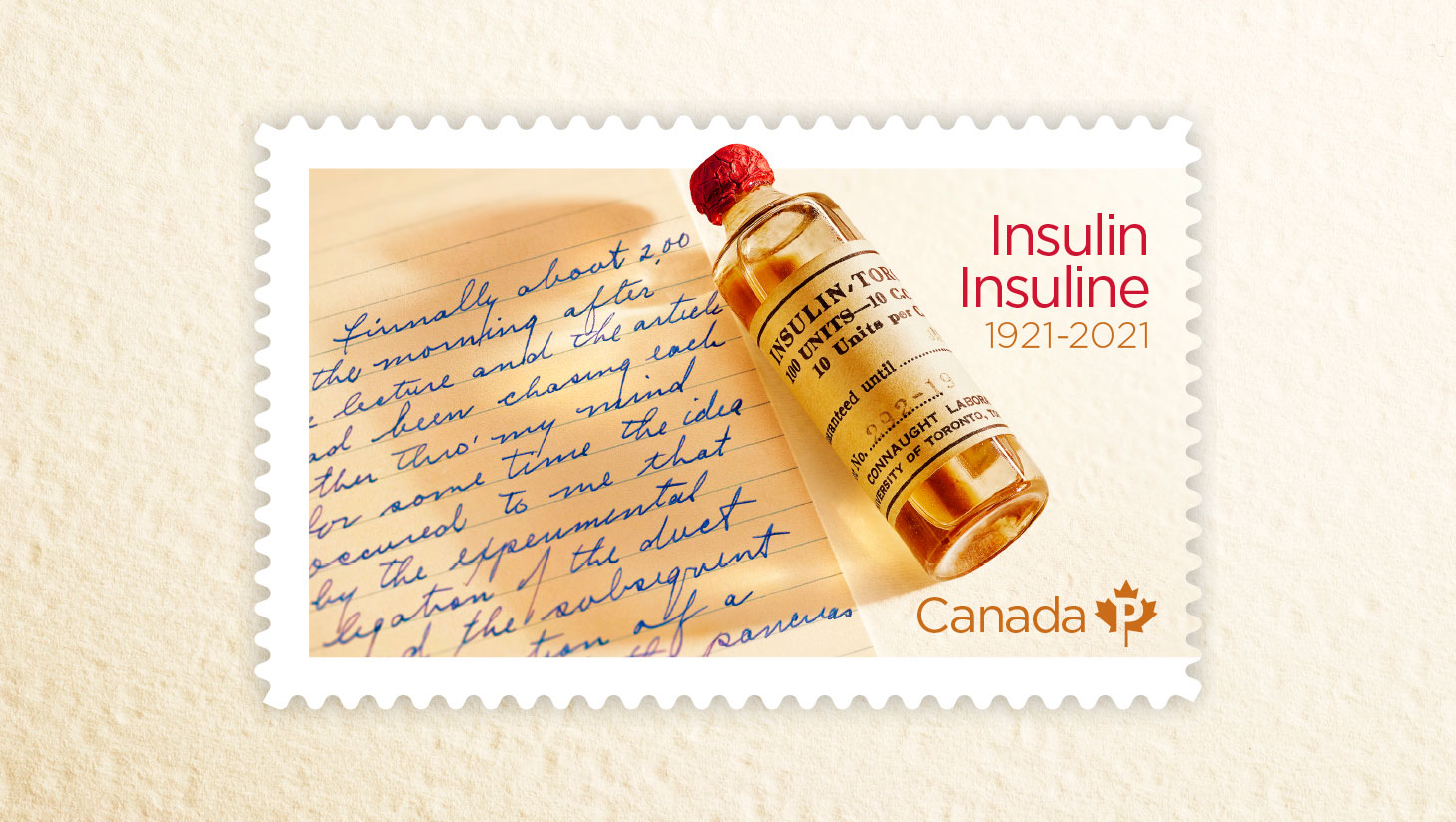 Subplot celebrates the 100th Anniversary of the Discovery of Insulin