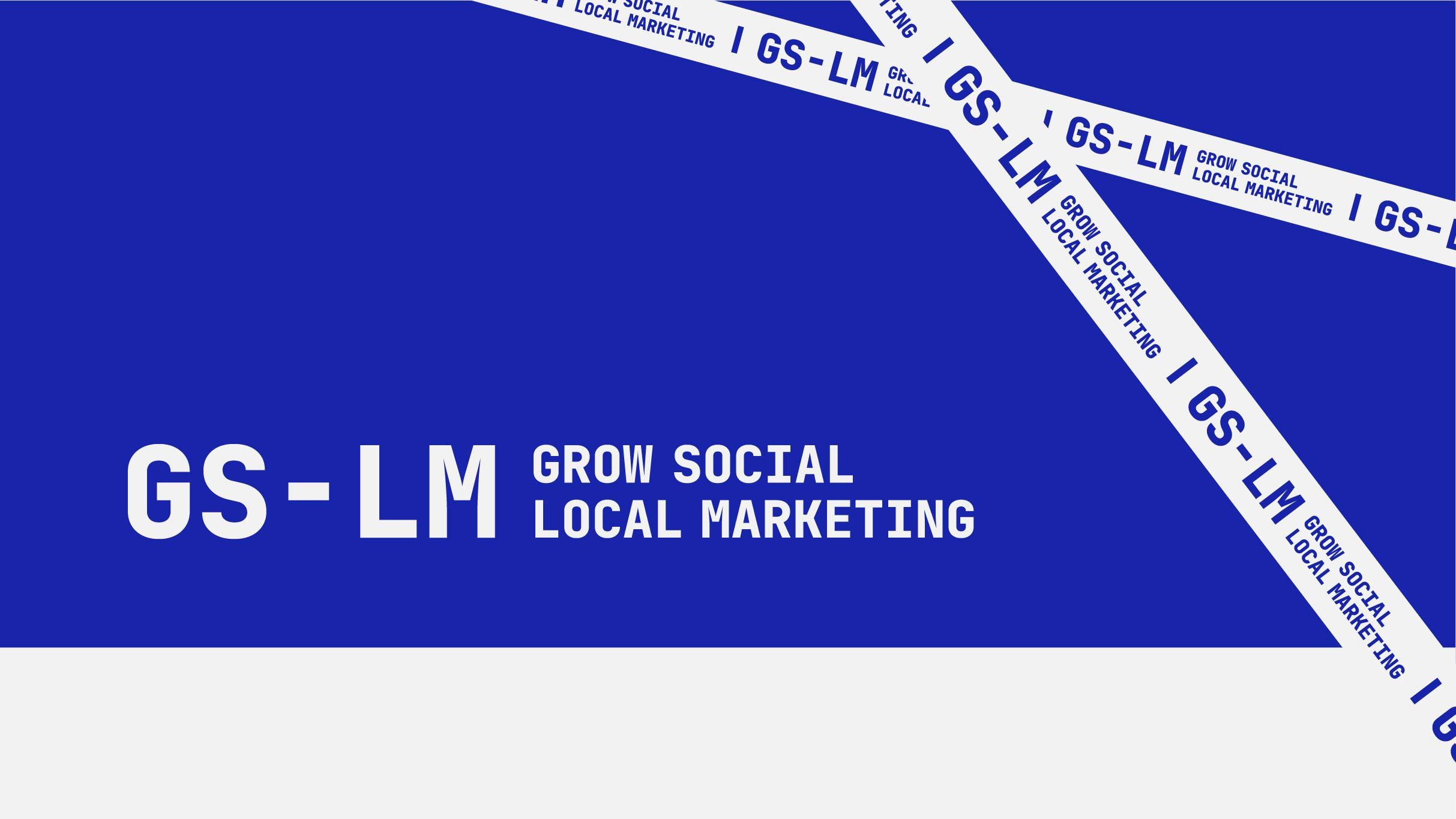GS-LM Brand Identity Designed by Overlay Vietnam