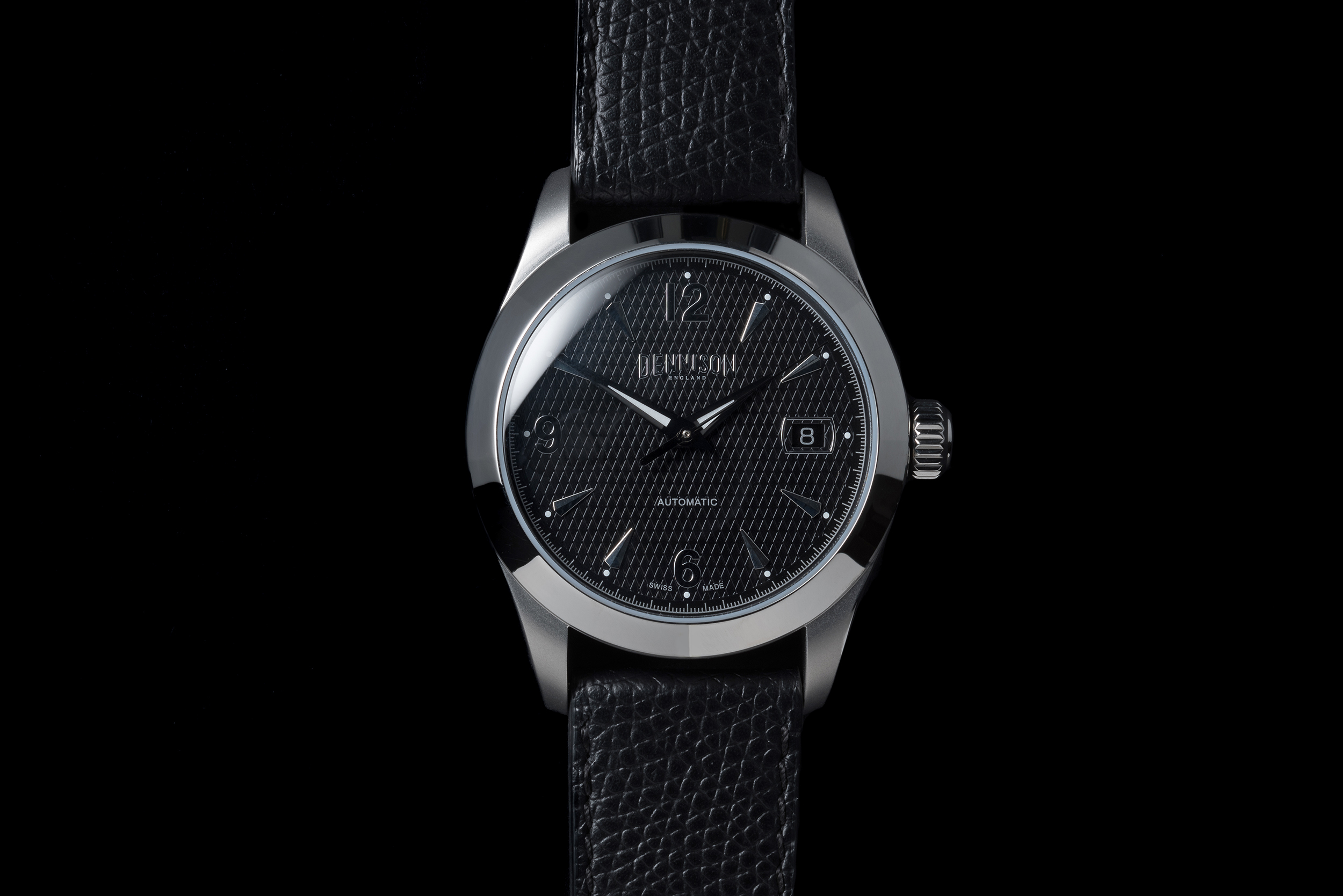 Space Mark Lab Help Revive the Brand of Dennison Watch Case Co.