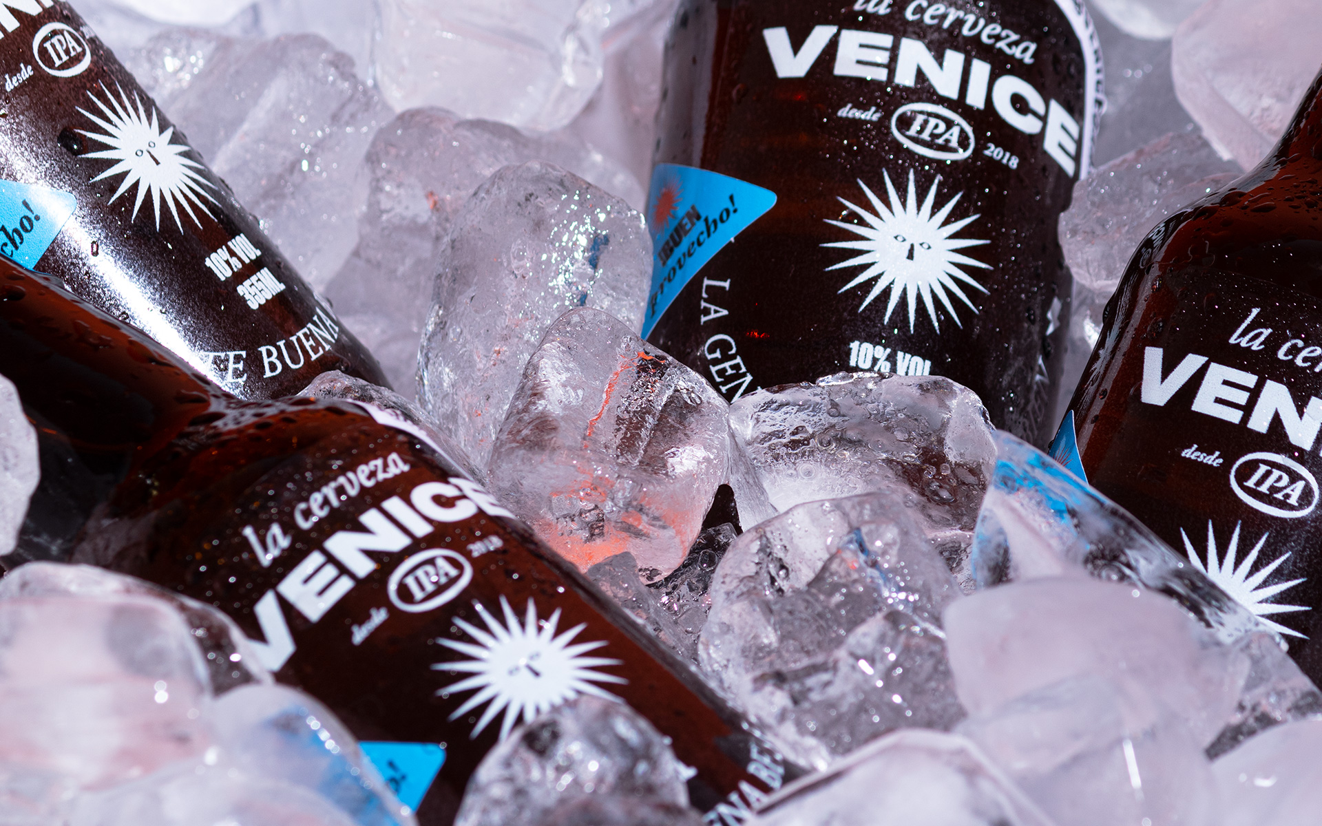 Branding and Packaging Design for Venice By Capim – Estúdio Criativo
