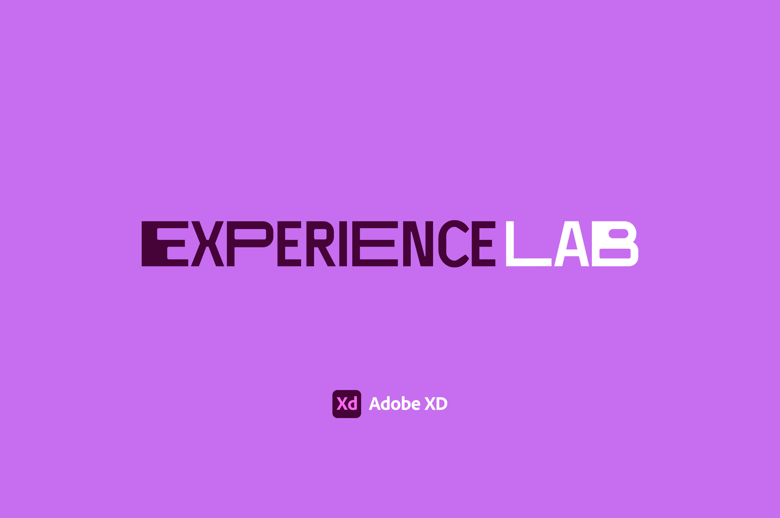 My Name Is Will Creates Adobe Experience Lab Identity and Branding