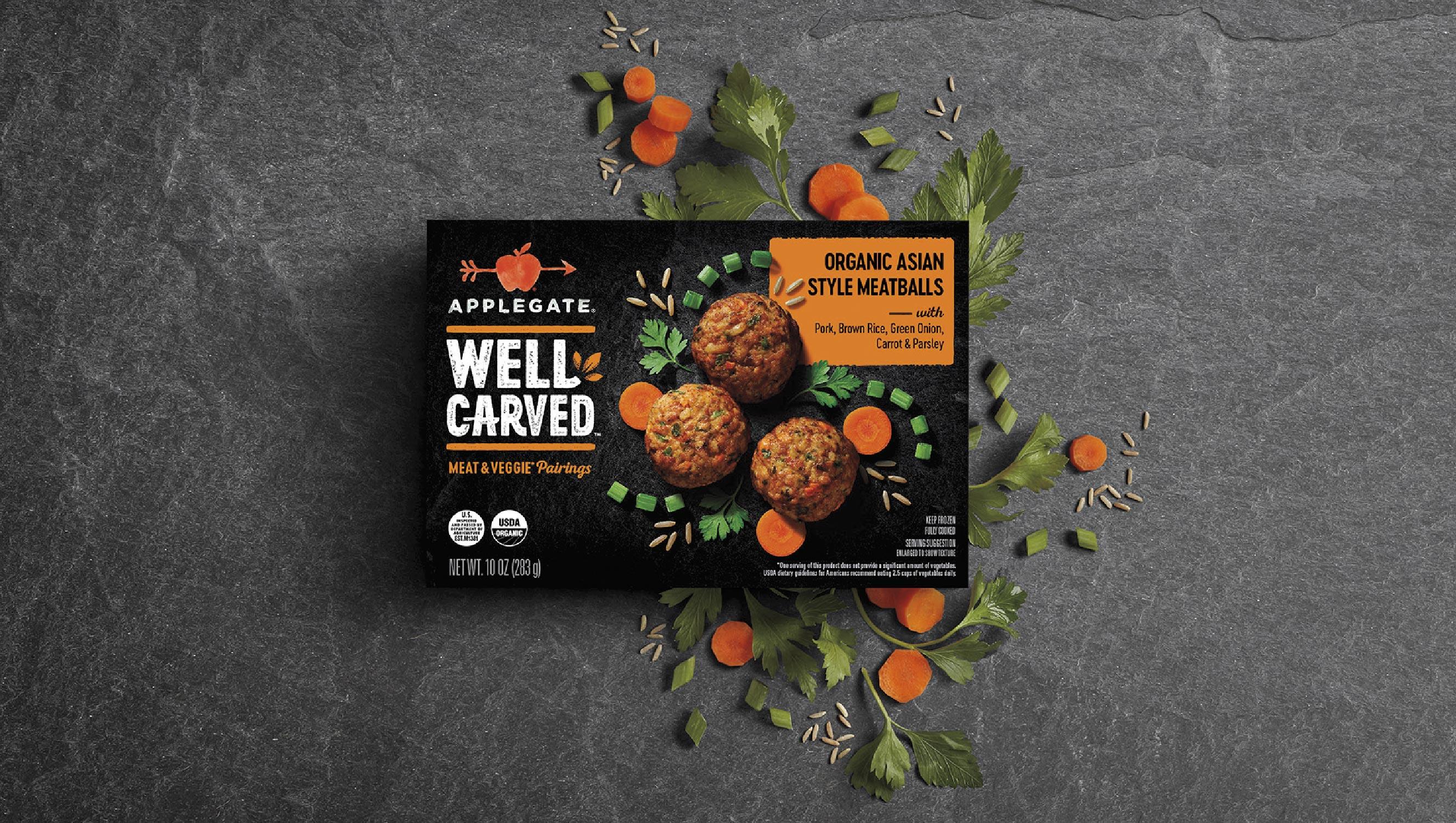 CBX Creates Blended Meat Brand for Applegate