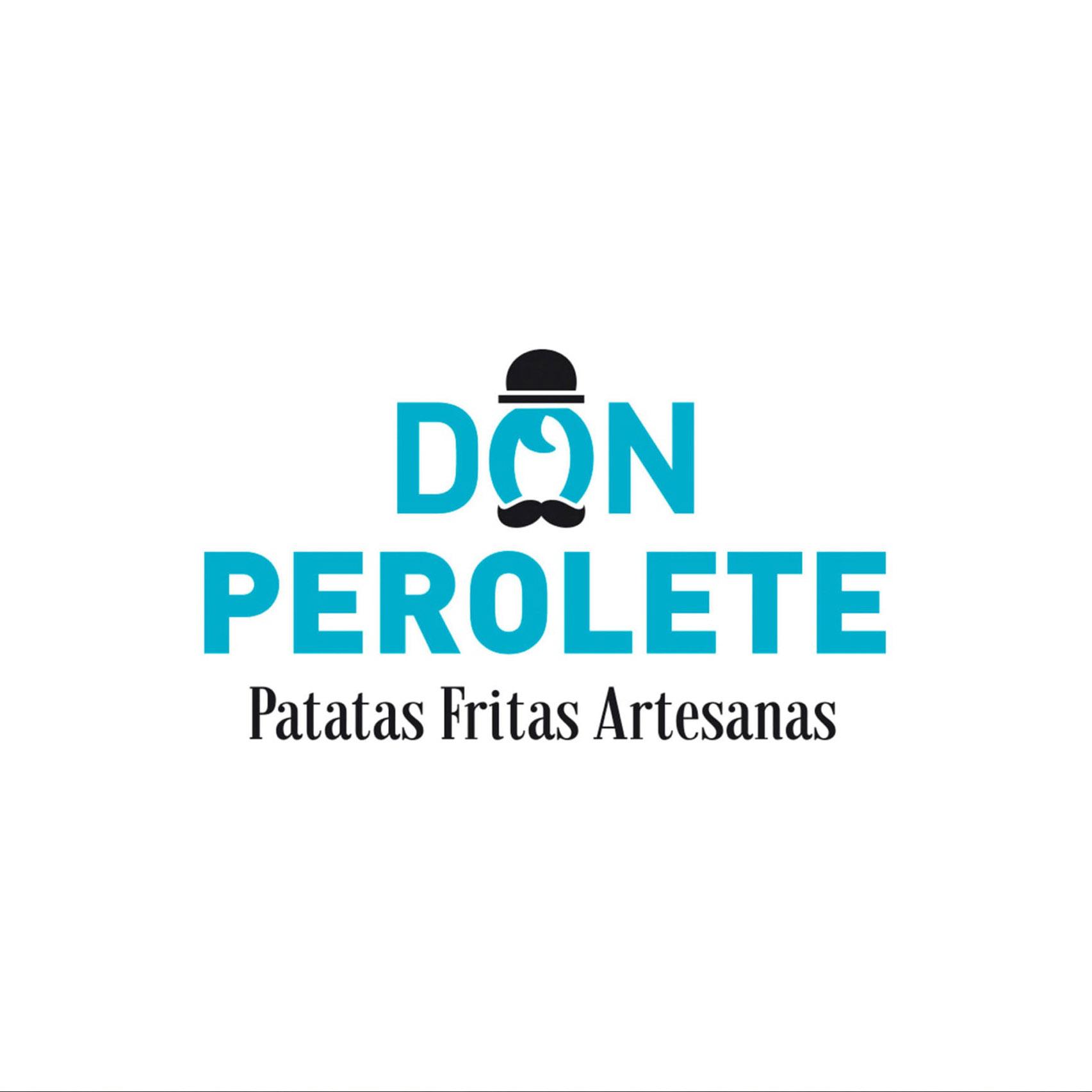 Packaging Design for Don Perolete Range of Chips Designed by Salvartes Design