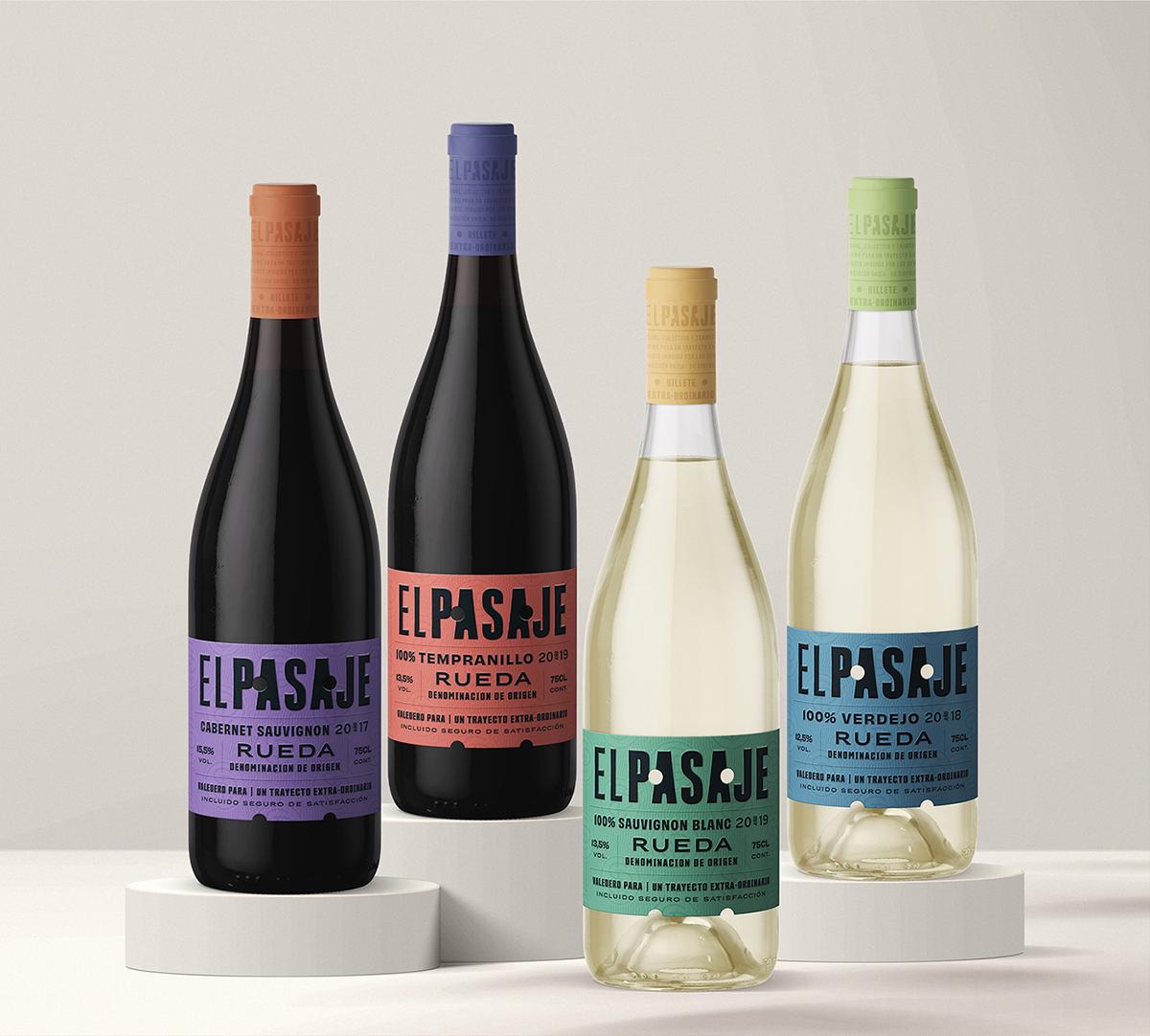 El Pasaje Winery Concept Designed by Luis Utrillas