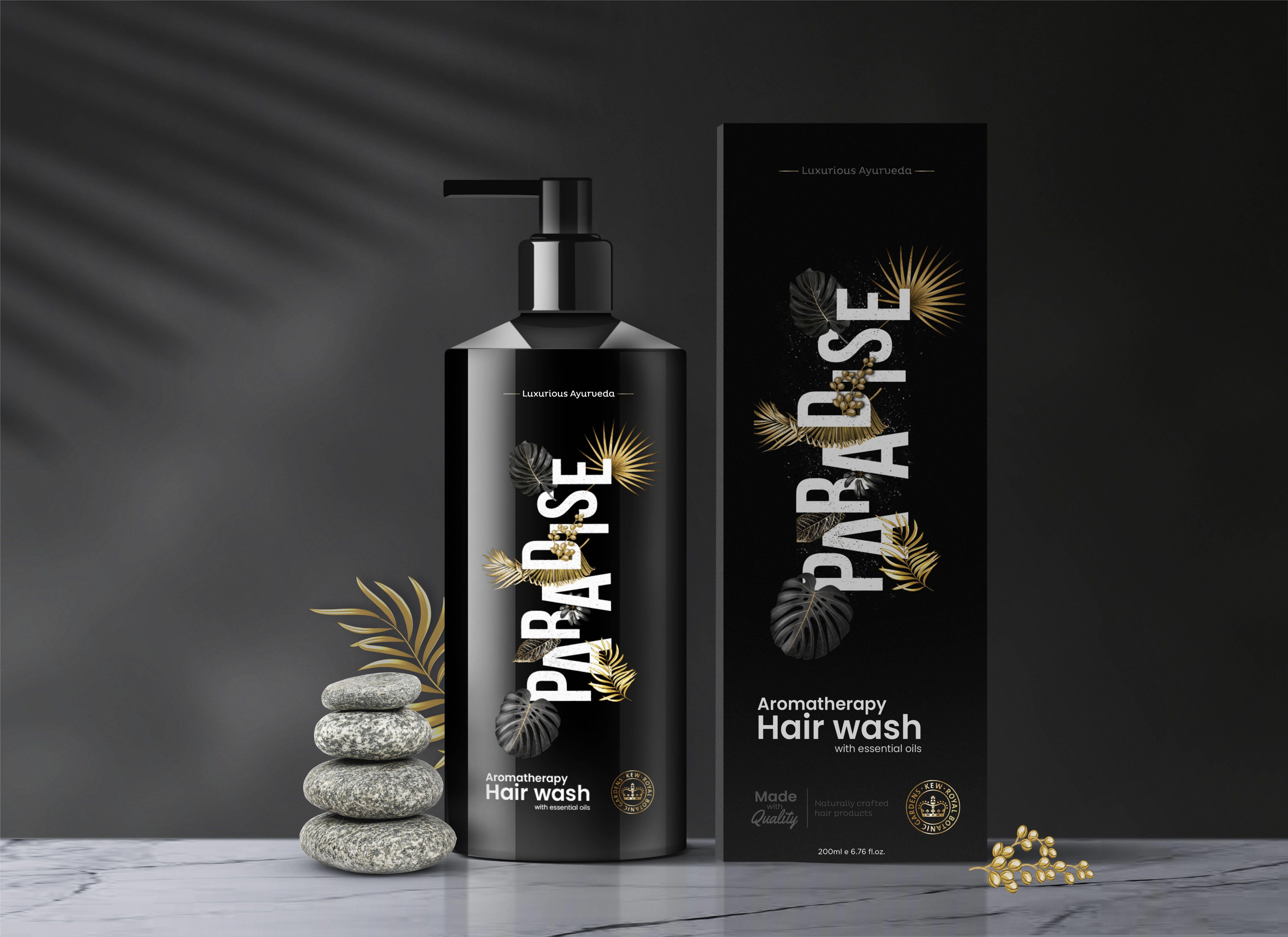 A Concept for Luxury Skincare Brand by Rachita Karnik