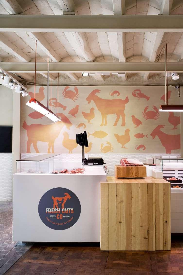 78 Design Creates a Brand Identity for Fresh Cuts Co.
