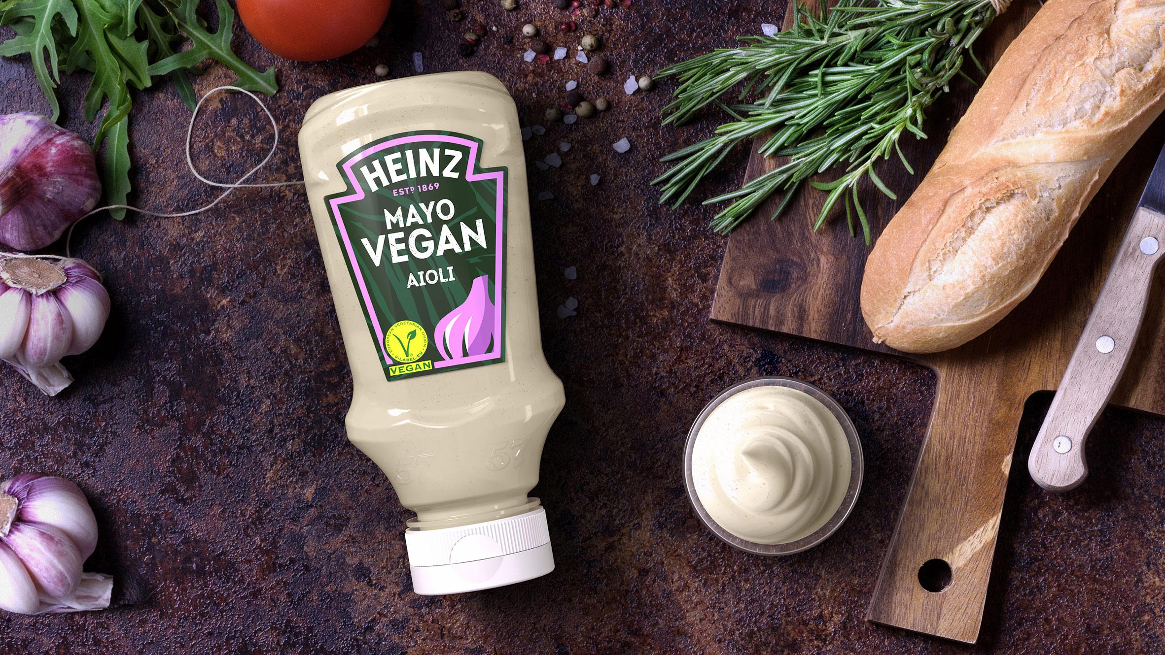 PB Creative Packs a Vegan Flavour Punch for Kraft Heinz
