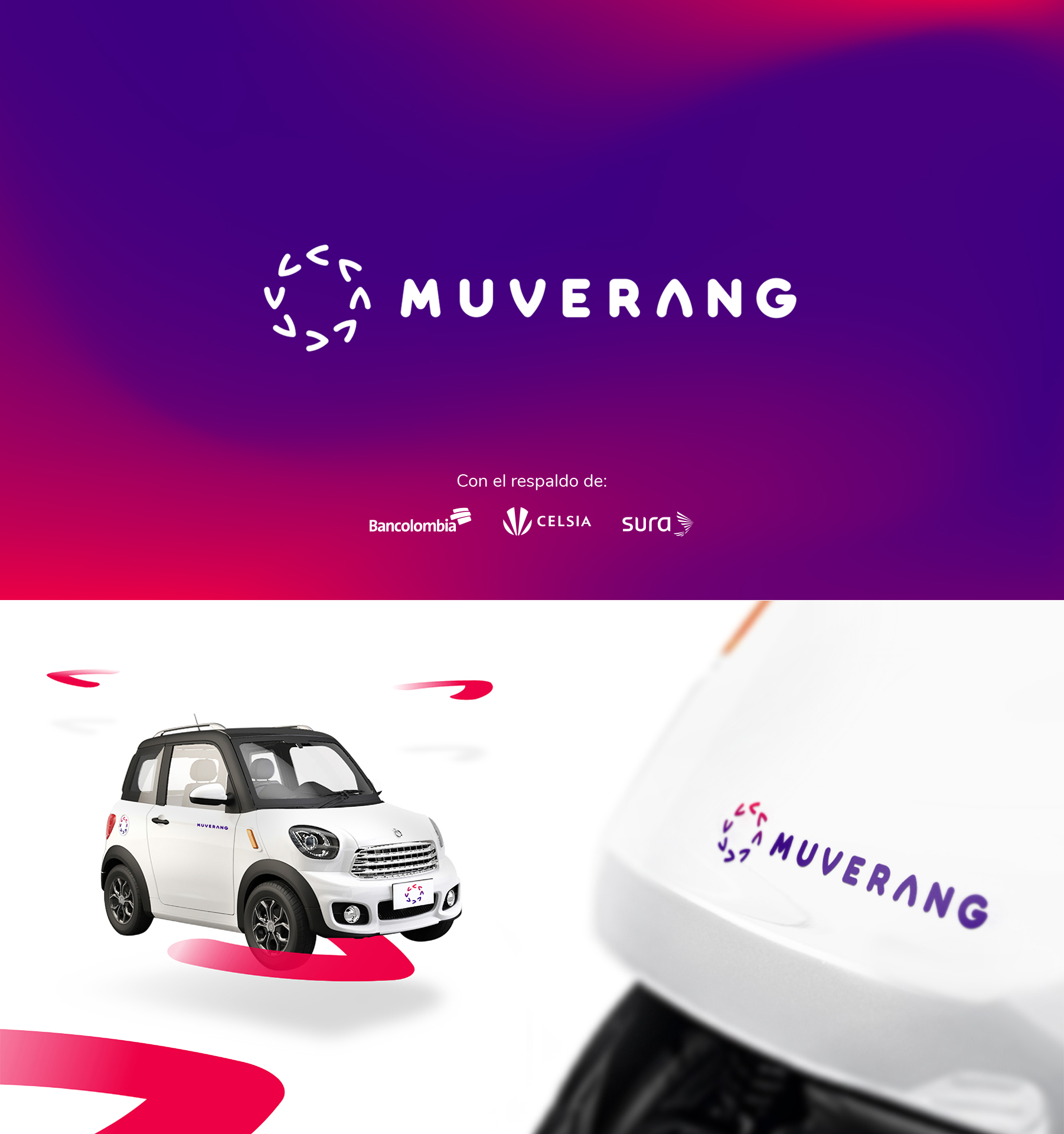Muverang, a New Option for Sustainable Mobility Designed by Hobby Brand Studio