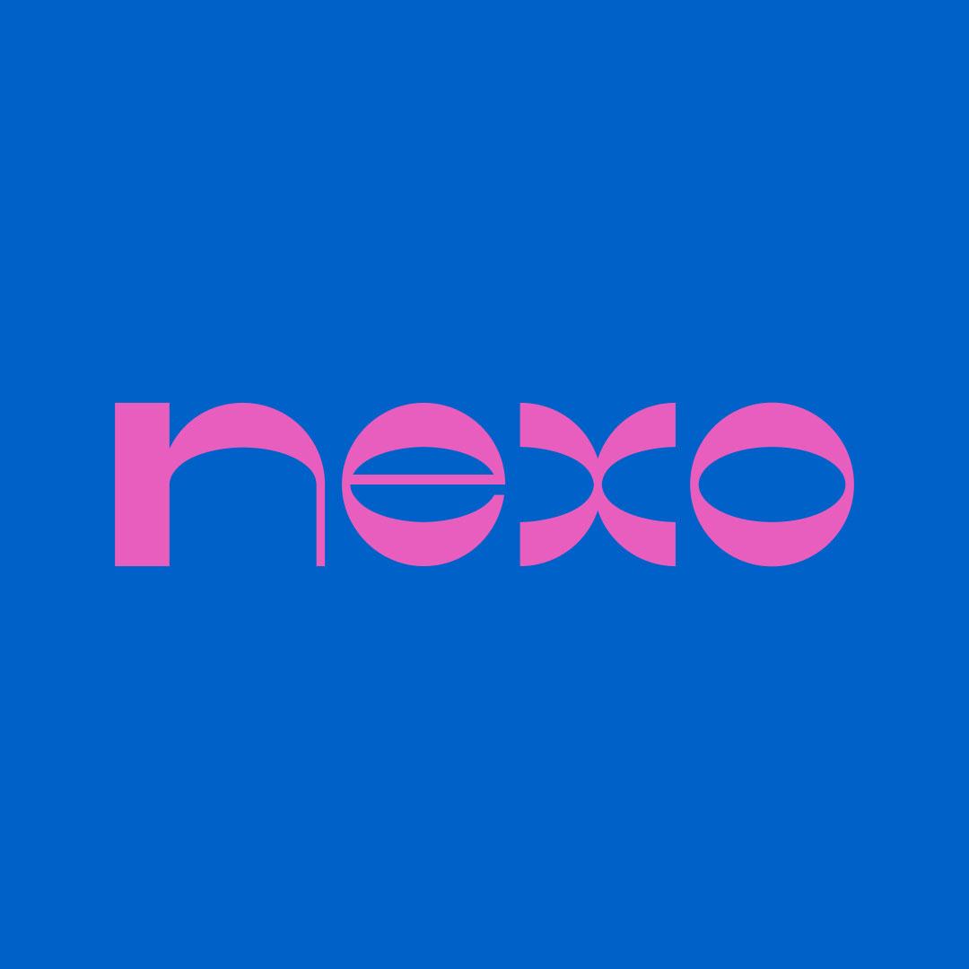 Nexo-Typography Created by Buhler.Studio