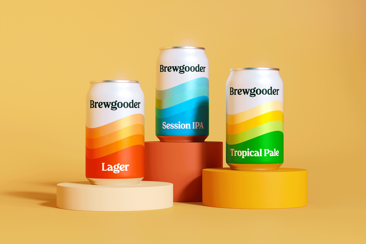 Thirst Craft Making Waves of Change on Brewgooder Redesign