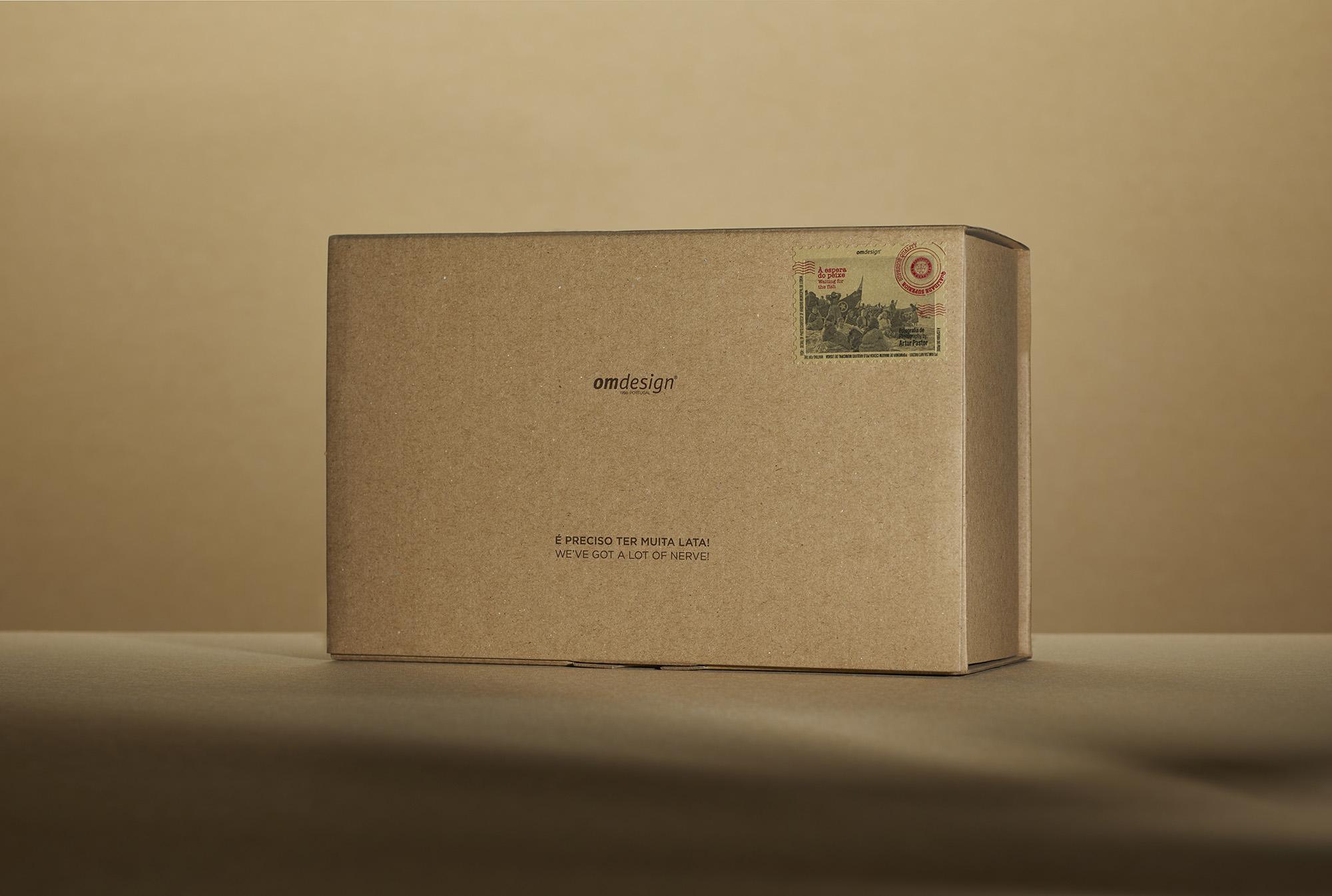 Omdesign 2020 Self-Promotion Packaging Design