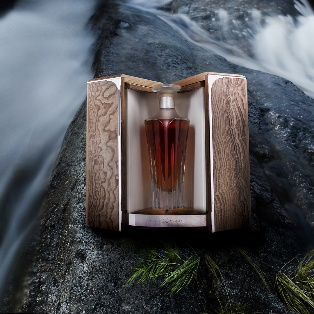 Midleton Very Rare Silent Distillery Collection Chapter Two Designed by Nude Brand Creation