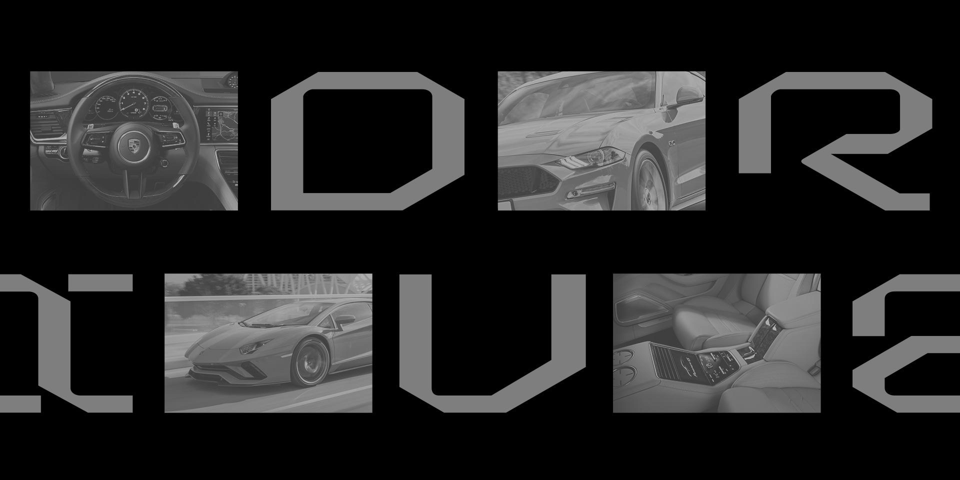 Drive Club Brand Corporate Identity Designed by Estúdio Kuumba