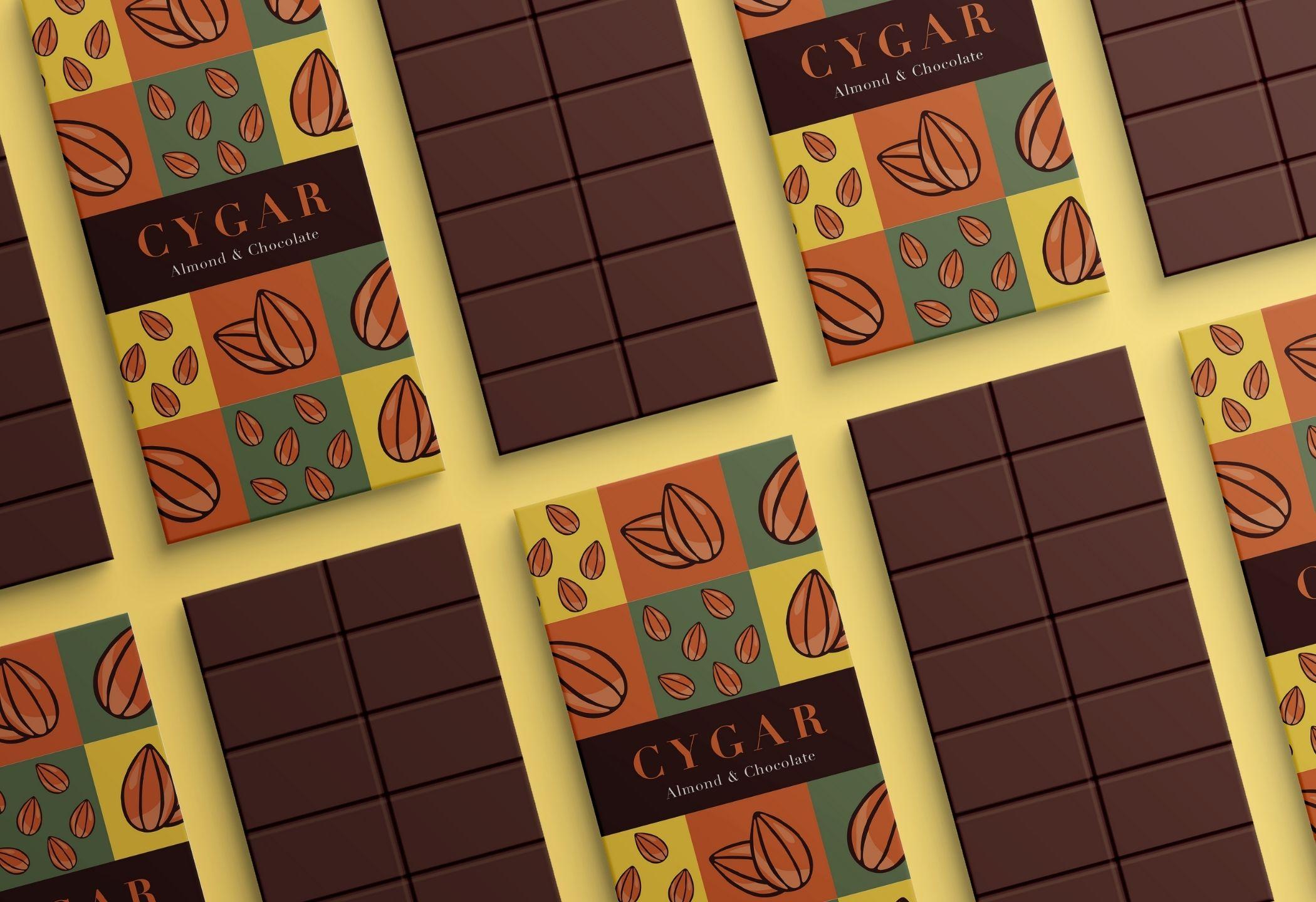 Cygar: 100% Real Chocolaty Goodness