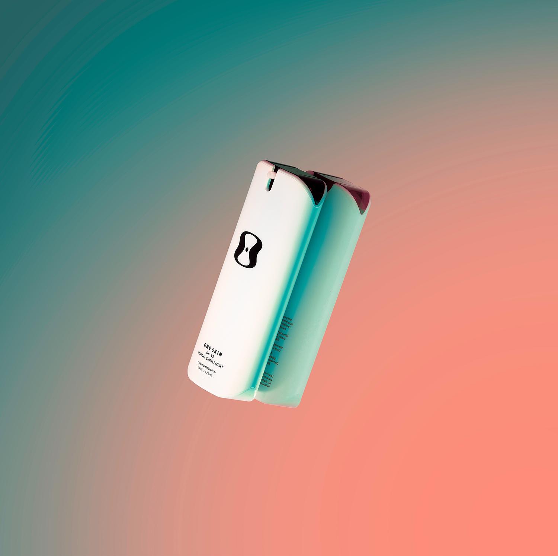 Branding and Packaging for OneSkin Designed by Slate