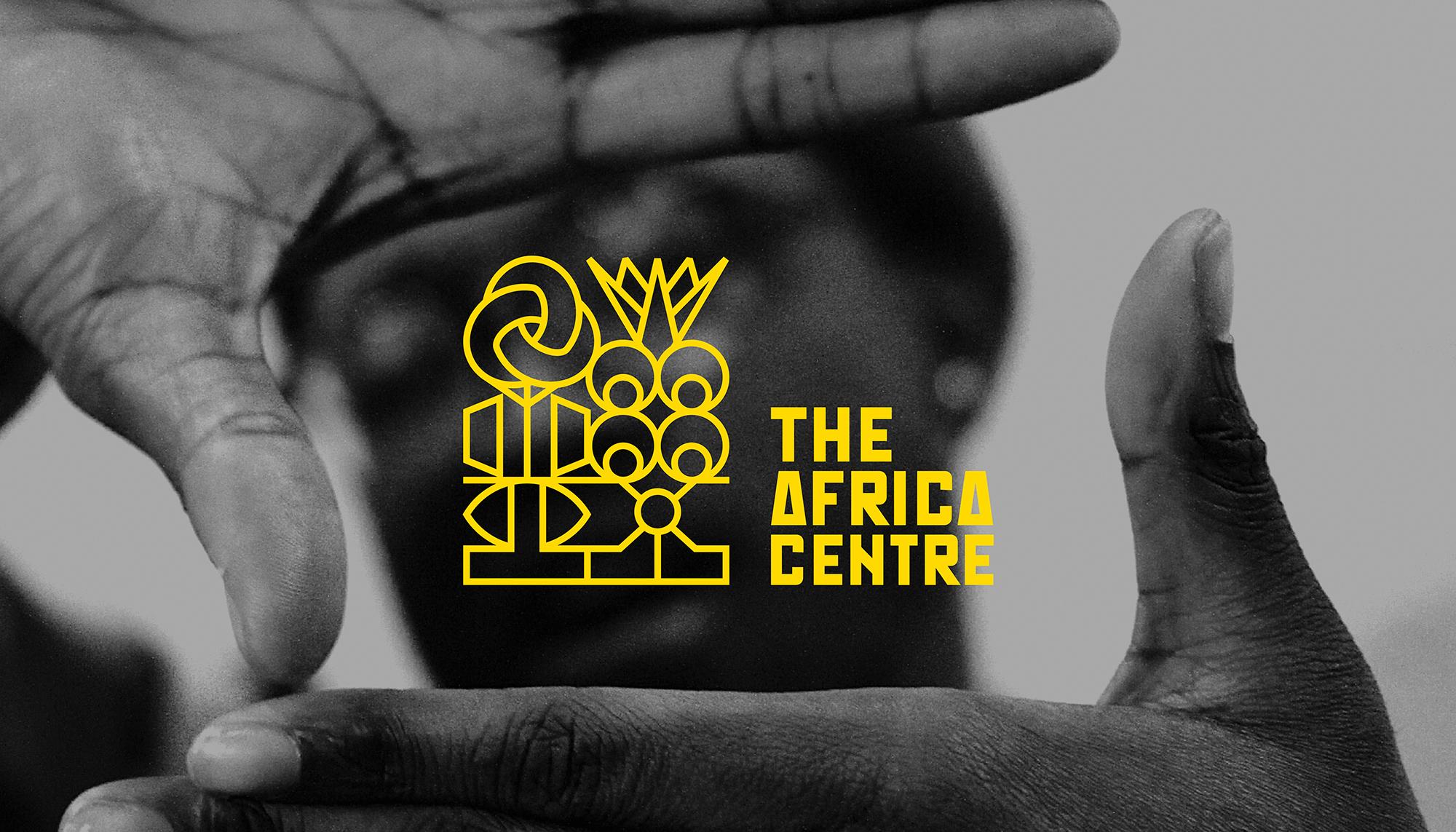 The Africa Centre Rebranding Designed by Mam'gobozi Design Factory