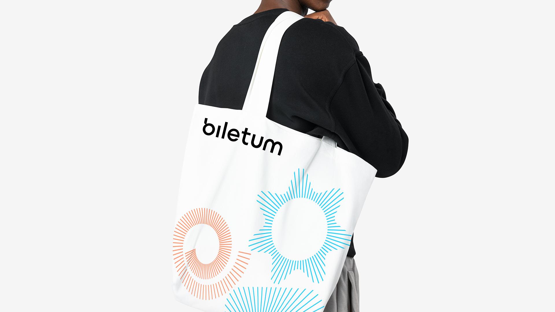 Damba Agency Create Branding for Biletum Events Organiser