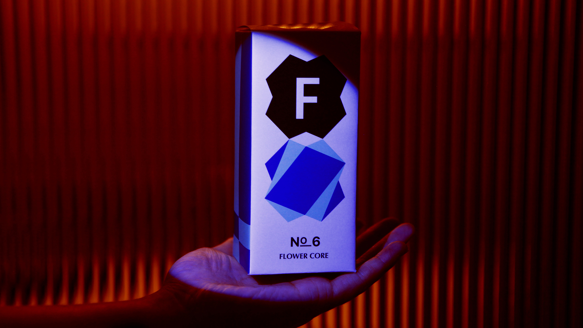 Concept Branding and Packaging Design For F-Core Brand by B&W Graphic Lab