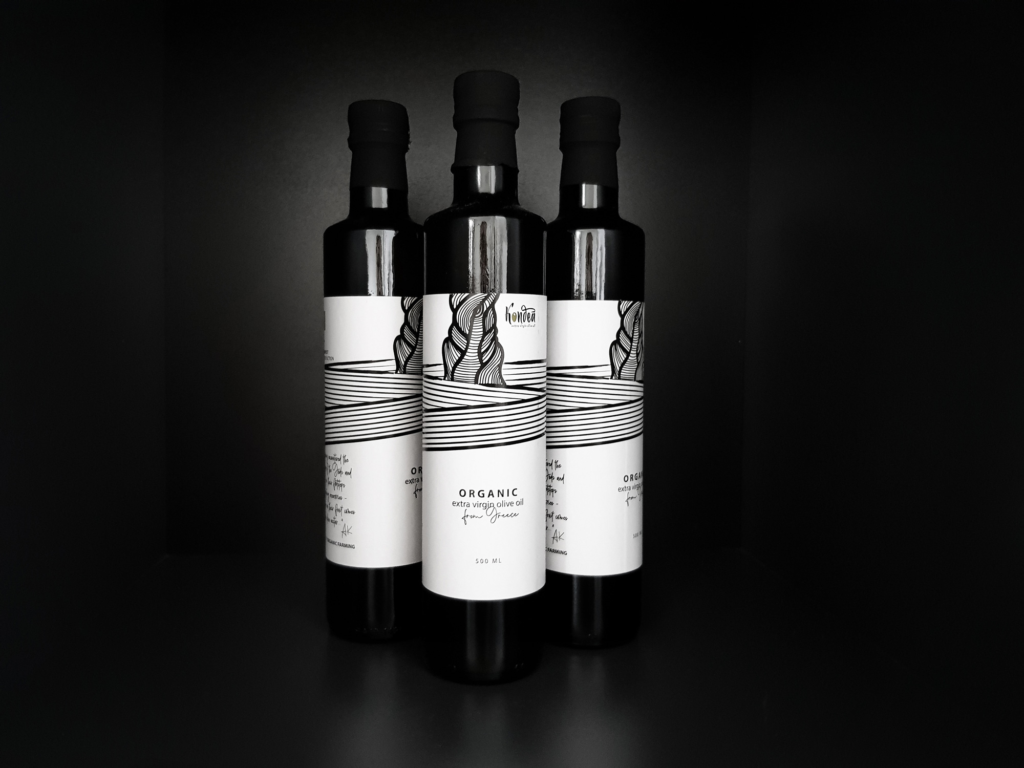 Kondea Extra Virgin Olive Oil from Greece by CreativeByDefinition