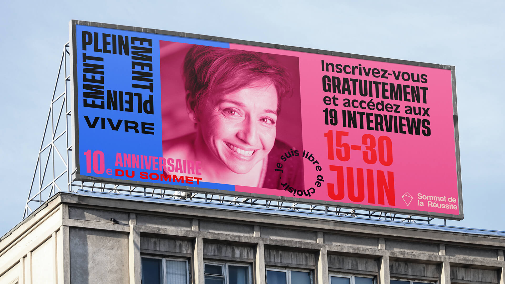 Nikolina Vavan Creates Promotional Material for Céline Martinez