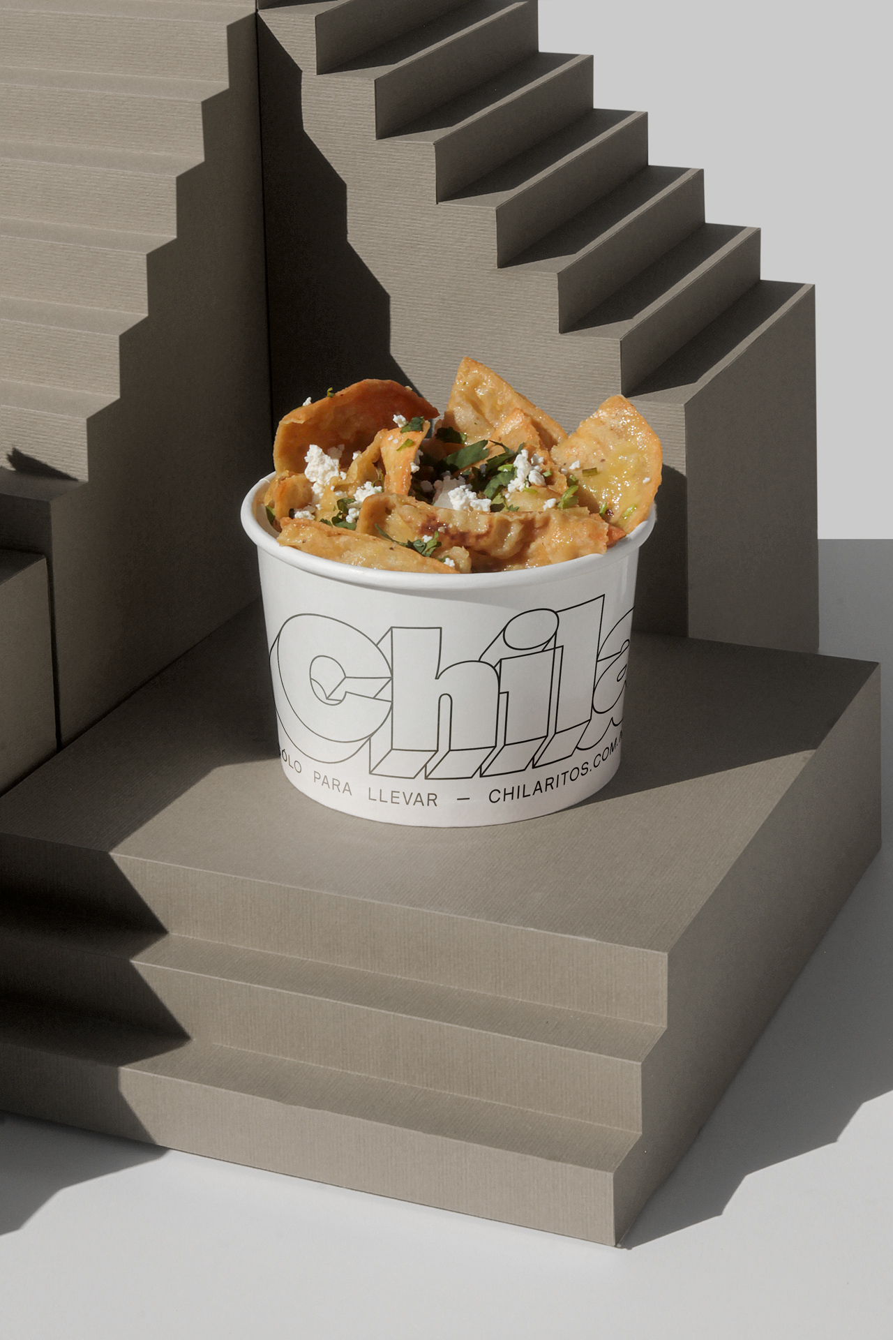 Manifiesto Created Branding for Chilaritos Restaurant in Mexico City