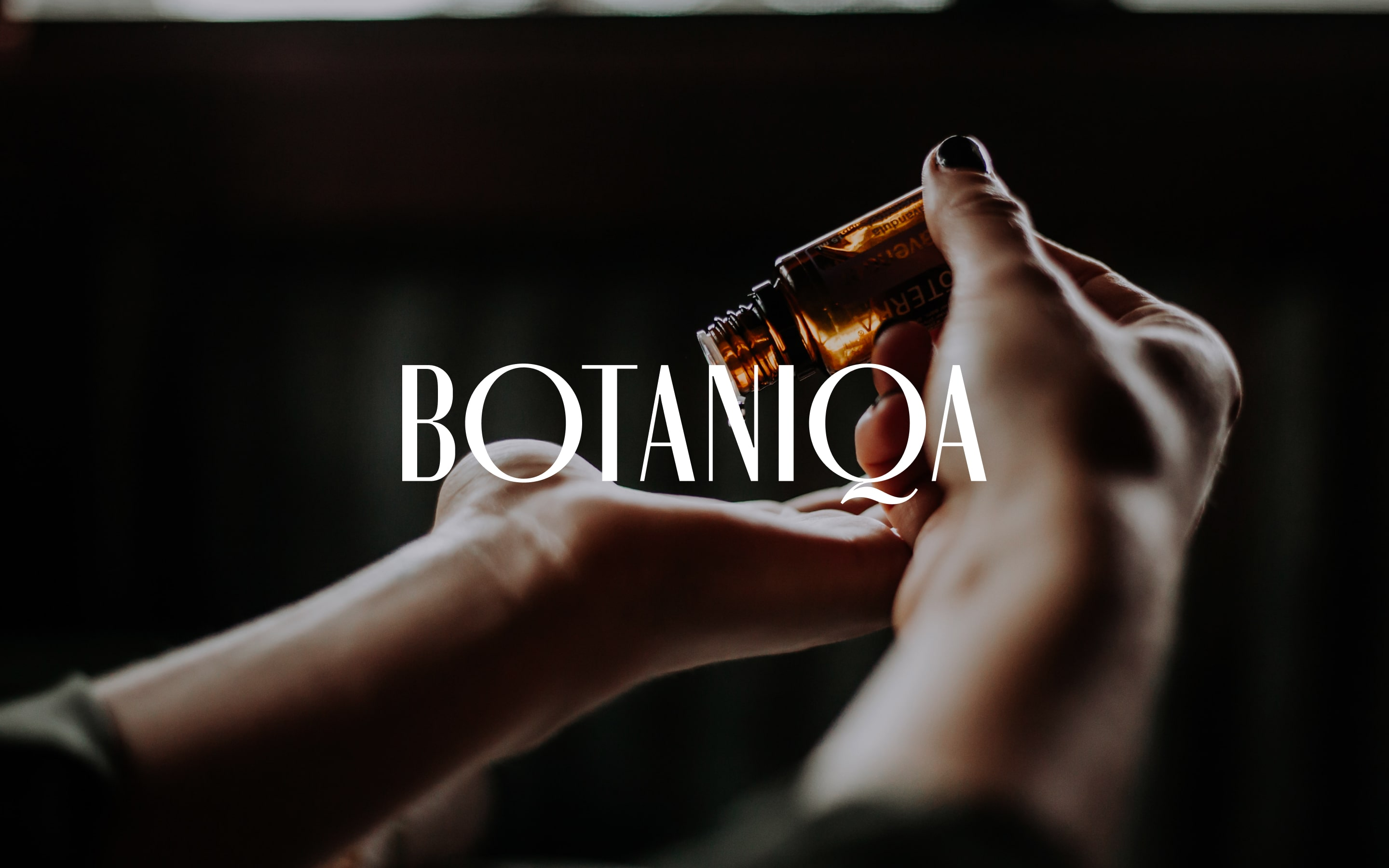 Branding and Packaging Design for Botaniqa Natural Cosmetic by Dmitry Kropachev Creativity