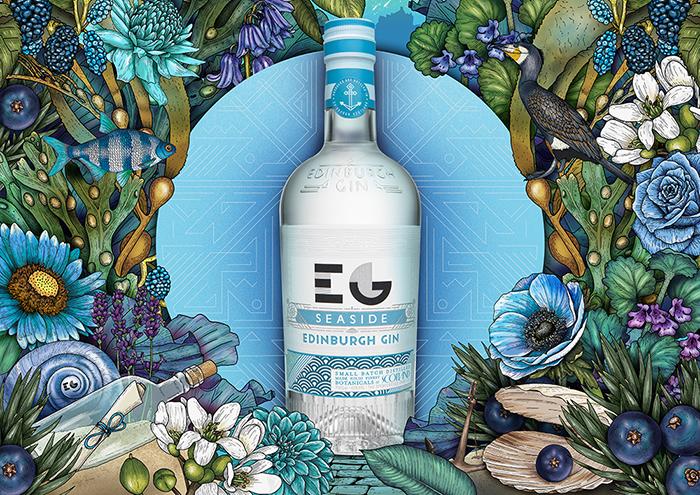 D8 Working Wonders with Edinburgh Gin
