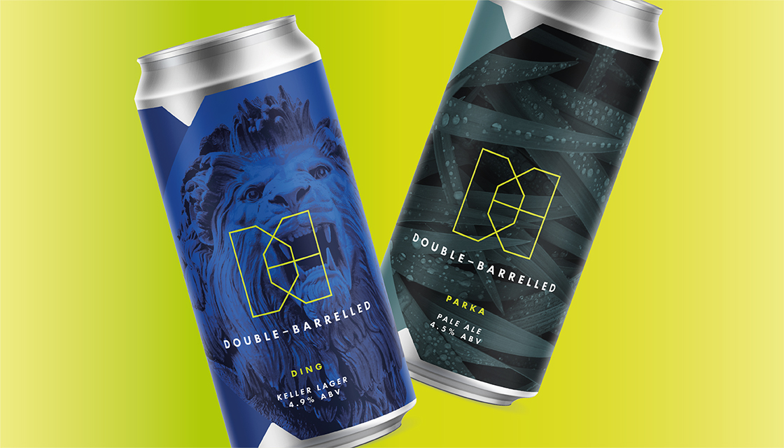 Journeys Into Craft Beer: A Brand Elevation by Kingdom & Sparrow