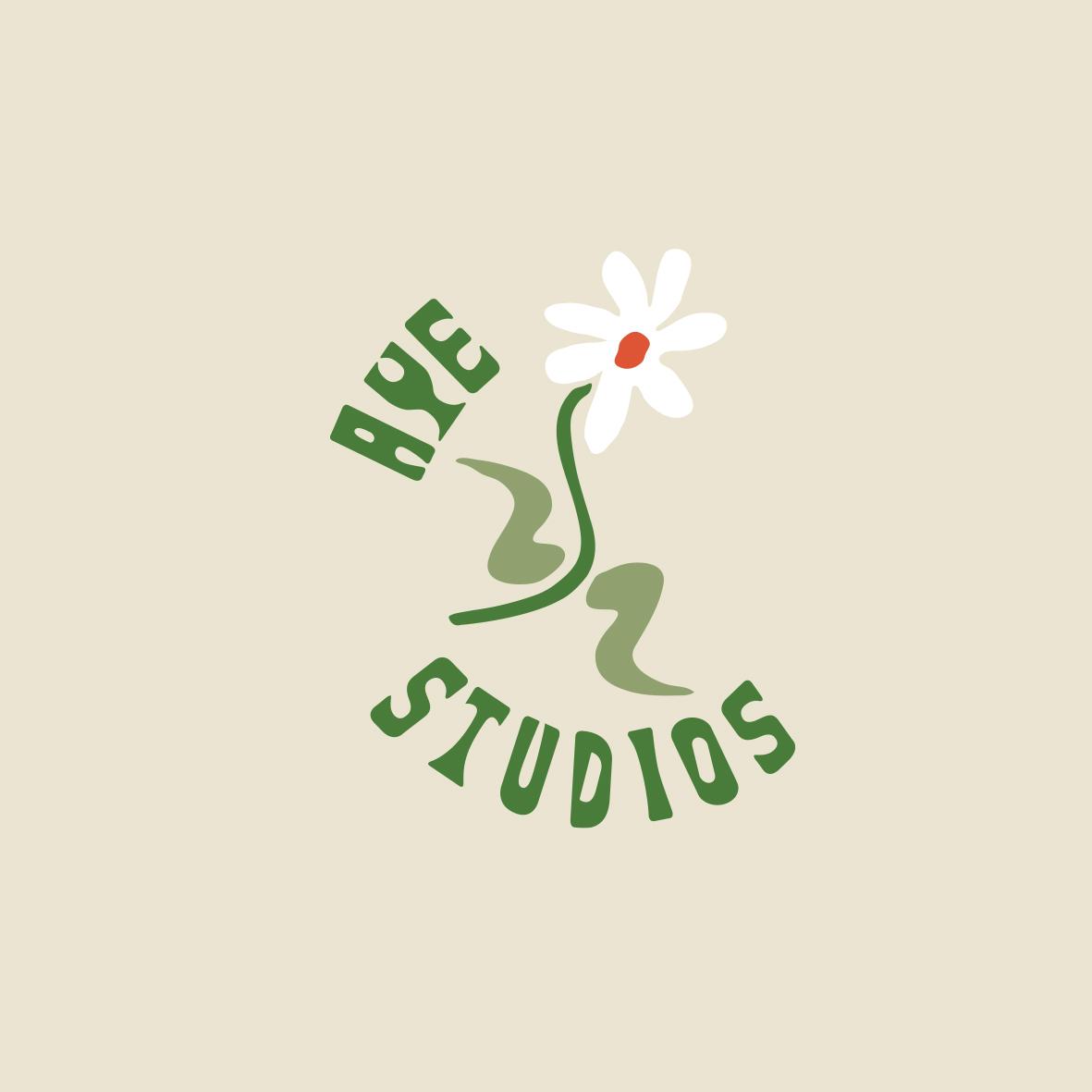 Aye Studios Identity and Illustration by Designer Max Blackmore