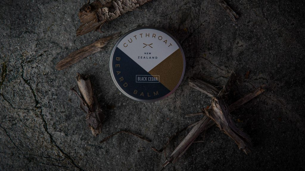 Branding Concept by Whitelaw Mitchell for Cutthroat, Catering to the Urban Beardsman