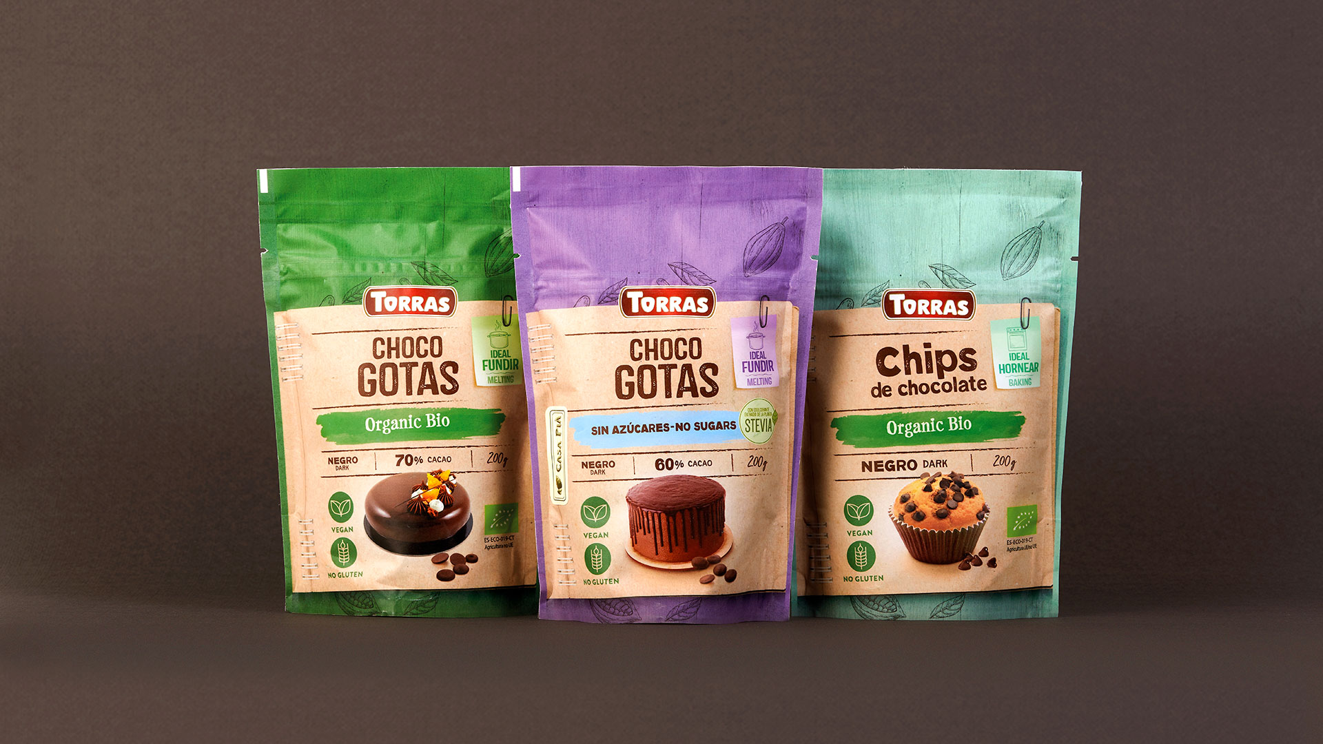 Discover the New Packaging Range of Torras Pastries Designed by Little Buddha Agency