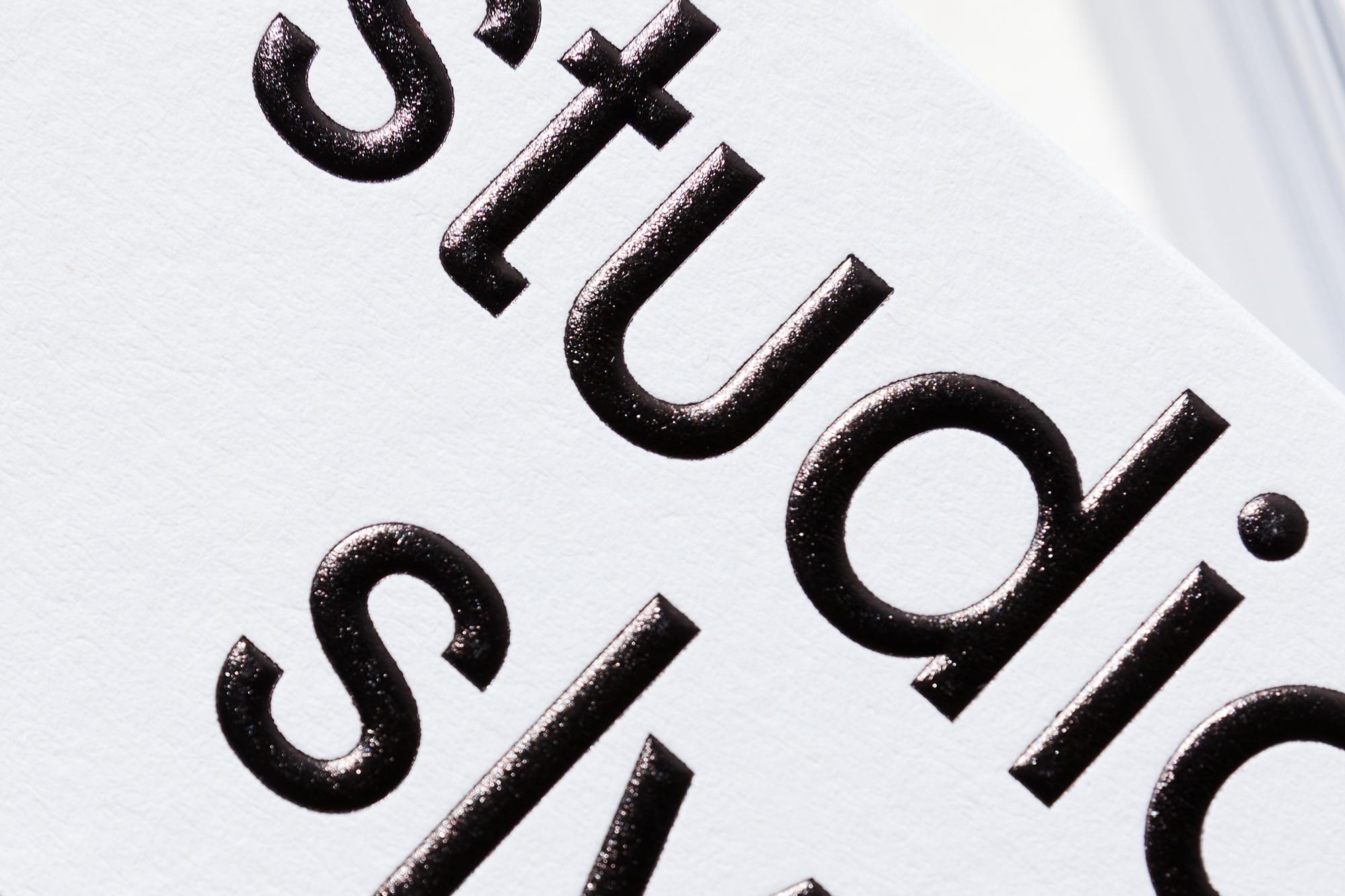 Studio Sly Branded Stationery Designed In-House