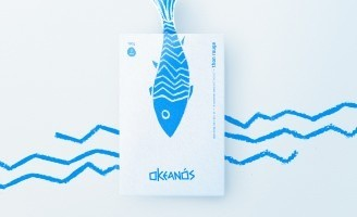 Okeanós' Fishes Steps Out of the Box Branding and Promotion