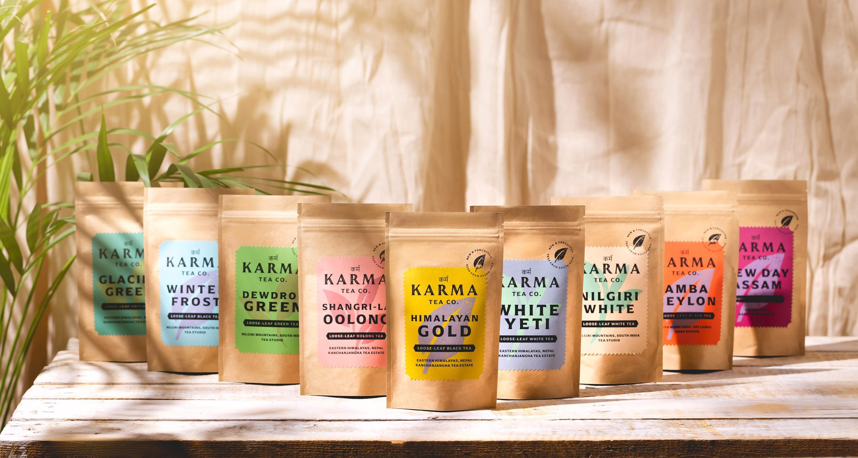 Studio Unbound Creates New Brand Identity for Ethical Artisanal Tea Brand