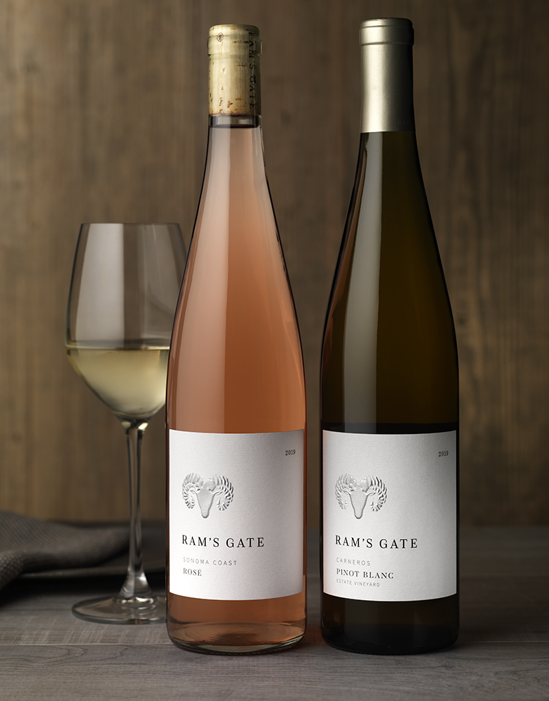 CF Napa Refreshes a Sonoma Icon for Ram's Gate Winery