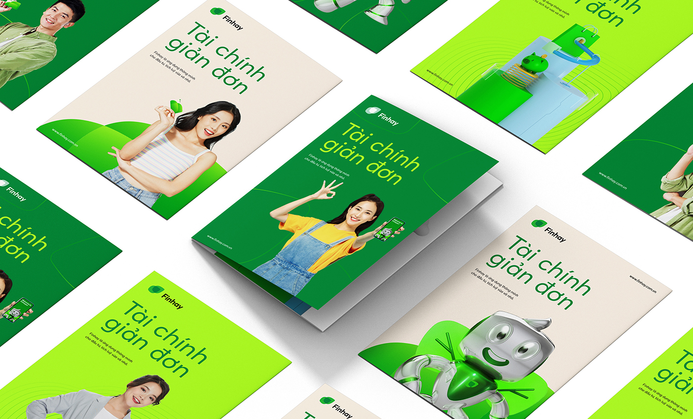 Finhay Visual Identity Designed by InSpace Creative