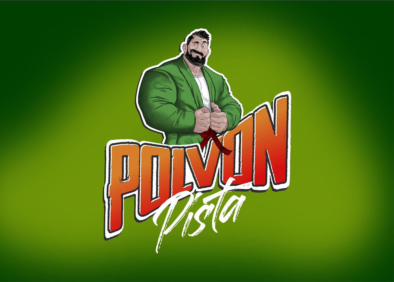 Mascot Based Packaging Design For Polvon Snacks