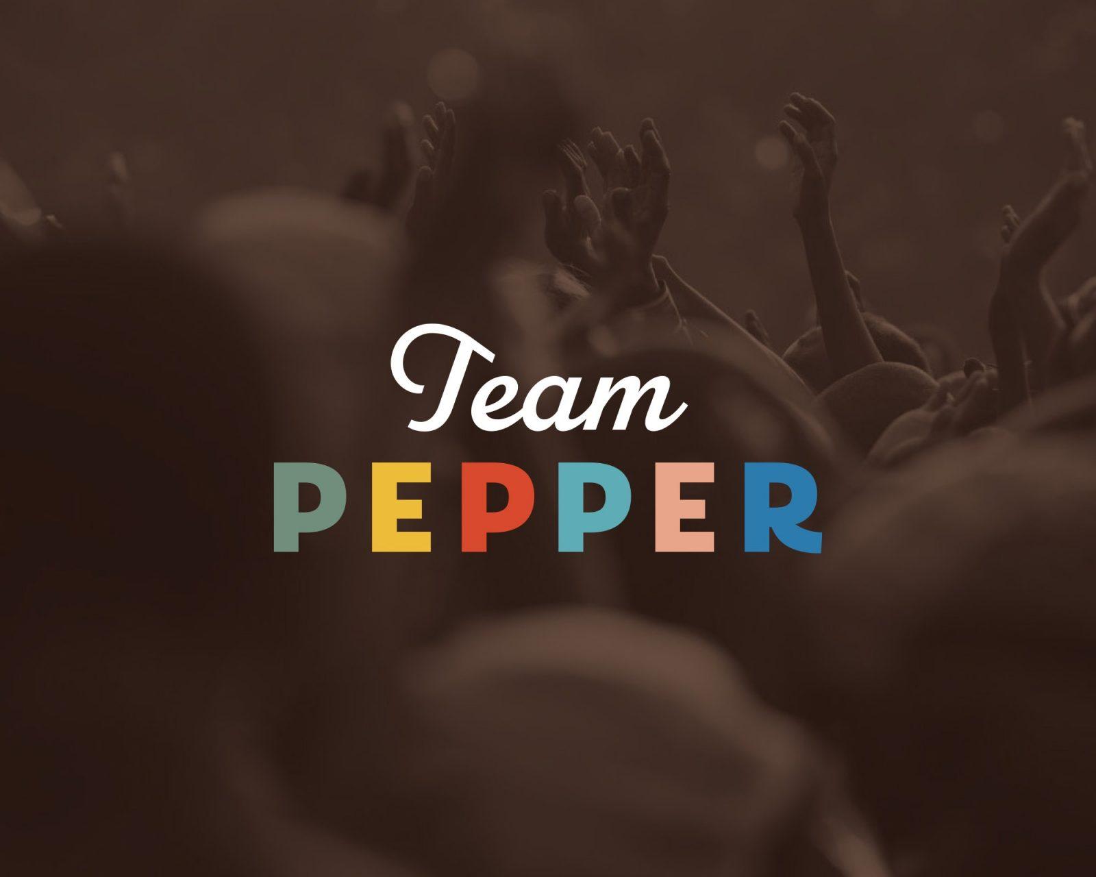 Team Pepper Brand Design by Letterlust Studio