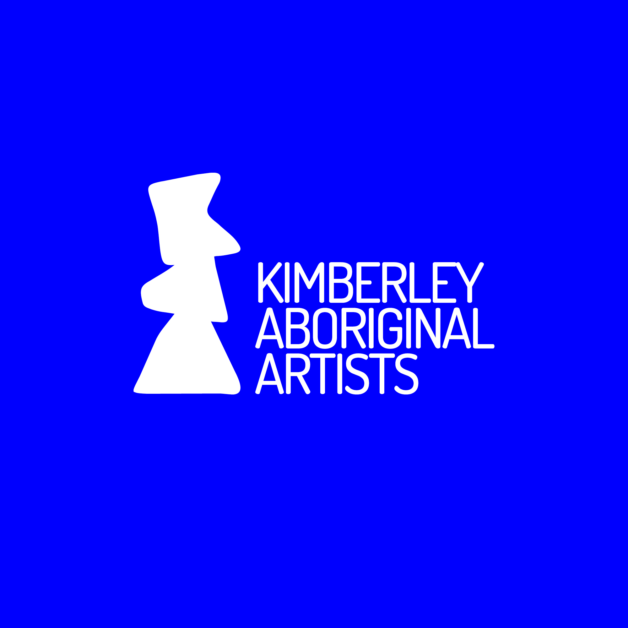 Branding for Kimberley Aboriginal Artists Created by Jo Cutri Studio